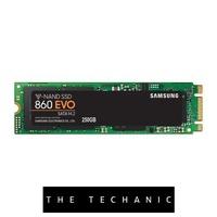 SAMSUNG SSD 860 EVO M.2 250GB
