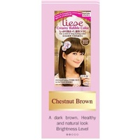 [Liese]Creamy Bubble Hair Color Chesnut Brown
