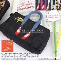 【SG DISTRIBUTOR】100% AUTHENTIC JAPAN MIS ZAPATOS 💕 Skinny Pants Multi Pouch