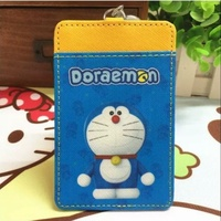 Cute Doraemon Stand By Me Ezlink Card Holder With Keyring