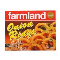 [Bundle of 5 Packets] Farmland Onion Rings 5x400g