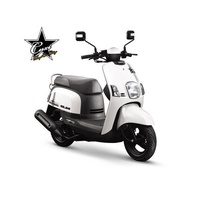 【車輪屋】YAMAHA 山葉原廠車殼專賣 2009 CUXI-FI 貴族風-星星 全車殼6件 特價$3600 可單買 優