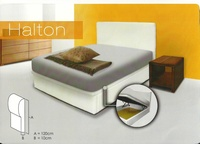 Queen Size Halton Storage Bed Frame