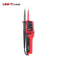 UT15C UT15B Multi-function Voltage Detector Meters Waterproof IP65 LCD Display Voltmeter Digital AC Volt Volt Testing Pen - (1 pcs)
