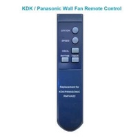 Fan Remote Replacement for KDK / Panasonic Remote Control (Not Compatible for Ceiling Fan)
