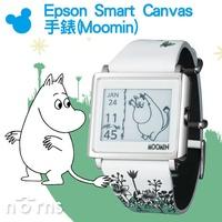 【Epson Smart Canvas 手錶(Moomin)】Norns 電子錶 日台限定 卡通錶 姆敏 嚕嚕米 好窩生活節
