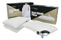 AKEMI Luxe Dual Shield Pillow & Quilt (Bundle)