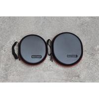 現貨!項圈耳機包硬殼適用三星Level U/U Flex森海CX7.00頸掛藍牙收納盒
