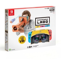 【現貨】NS LABO 任天堂實驗室 Toy-Con 04: VR 輕量版 / 可更新成中文 【電玩國度】