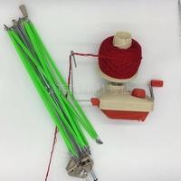 包郵手搖繞線機搖線機纏線器毛線手搖繞線器家用繞線機屯線器