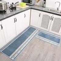 防滑地墊 廚房地墊墊子防滑吸油吸水耐臟家用地墊可機洗地毯腳墊 LOLITA