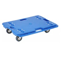 INTERLOCK Platform Trolley | 150kg Capacity | Heavy Duty | Combine trolleys to form a big platform