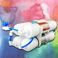 Coronwater Water Purifier 4 Stages Portable Ultrafiltration Drinking Water Filter System PUI-4