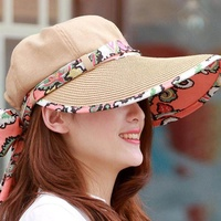SKY Summer UV Protection Ladies Sun Hat Sunscreen Beach Hat