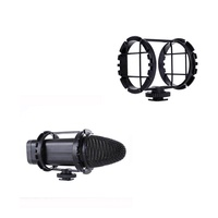 PKPNS BOYA BY-C03  Camera Shoe Microphone Shockmount Microphones Stand