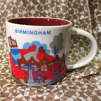 [熊老大] 星巴克城市杯 YAH 英國 Birminham 伯明翰 全新現貨