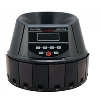 Biosystem Coin Counter CCS-20A (Able to sort new SG coins)