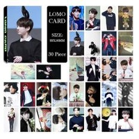 Youpop KPOP BTS Bangtan Boys Young Forever pt.1 JUNGKOOK Photo Album LOMO Cards Self Made Paper Card HD Photocard LK328 - intl