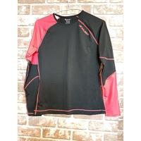 【新竹S-ZONE艾斯特區】 英爵士-Ekselsior 優質女款滑衣 (黑紅色)