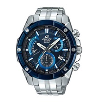Casio Edifice รุ่น EFR-559DB-2AV สินค้าขายดี นาฬิกาข้อมือผู้ชาย สายสแตนเลส (สินค้าใหม่ล่าสุด)