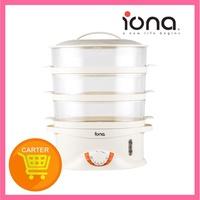 Iona GLST003 3 Tier Food Steamer