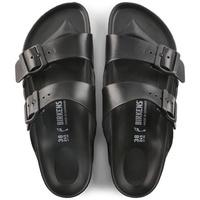 德國 BIRKENSTOCK 勃肯 ㄧ體成型 EVa 防水拖鞋 二條- 黑色