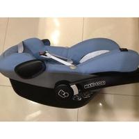 二手 Maxi-cosi pebble 頂級款 嬰兒汽座提籃