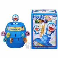 〔小禮堂〕哆啦A夢 危機一發玩具組《藍》兒童玩具.桌遊