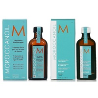 MOROCCANOIL 摩洛哥 摩洛哥優油(護髮油)/輕優油(細軟&淺色髮)100ml【小三美日】D521011