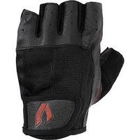 美國知名品牌VALEO Ocelot Lifting Gloves (專業多功能真皮健身重訓手套-無護腕) 黑色S號 (射擊手套,自行車,重機)