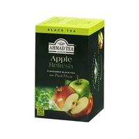 【茶客來】AHMAD TEA亞曼蘋果紅茶 20入鋁箔茶包/盒
