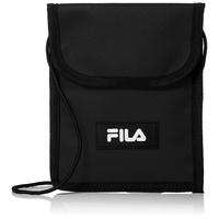 FILA 日本限定 FM2149 STRAP POUCH 手機包 / 側背包 (黑色) 化學原宿
