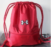 Under Armour LARGE GYM Bag - BEST Quality / Drawstring / Travel / Shoes / Sports / 42cm*50cm