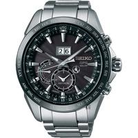 SEIKO精工 GPS 8X42 大視窗GPS太陽能衛星定位手錶(SSE149J1)