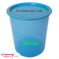 Authentic Tupperware SG Seller One Touch Canister Junior  *BPA Free* Best Present CNY Gift -One Touch Canister Junior