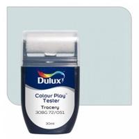 สีขนาดทดลอง Dulux Colour Play™ Tester - Tracery 30BG 72/051