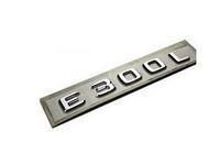 BC/Mercedes Benz E level vehicle logo W212 E200L E260L E300L rear standard standard word mark origin