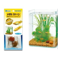Japan suisaku Water Magic Water stone small fish with AMMONIA Nitrifying Bacteria Water Absorption Dirty Cleaning Clean