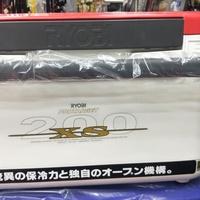 RYOBI. 200冰箱 紅(蘆洲港都釣具)