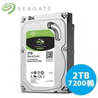 Seagate 希捷 BarraCuda 新梭魚 2T 3.5吋 桌上型 硬碟 ST2000DM006
