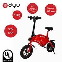 ★UL2272  Electric Scooter E-Scooter★ DYU