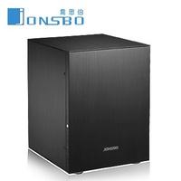 【熊機殼】JONSBO C2 Micro/ITX 全機鋁鎂合金機殼陽極黑 ◎