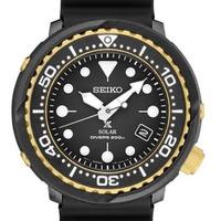 Seiko SNE498 Seiko Prospex Solar Dive Watch with Black Silicone Strap 200 m SNE498P1  SNE498P ประกันศูนย์ ไซโก้ ไทย 1 ปี