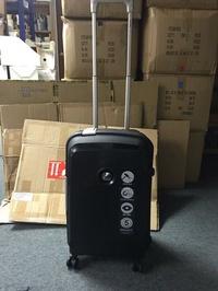 Delsey Luggage belfort plus 55 cm black
