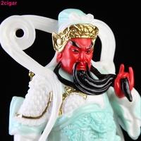 漢白玉韋馱菩薩像伽藍菩薩像韋陀伽藍菩薩佛像樹脂擺件12/16英寸