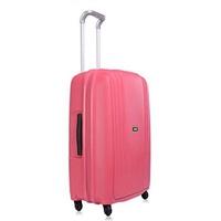Lojel Streamline Polypropylene Medium Upright Spinner Luggage, Pink, One Size