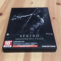 PS4 隻狼 中文版 亞洲版 二手無傷 含特典