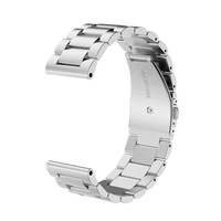 Elegant Stainless Steel Replacement Band Strap For Garmin Fenix 3/3 HR