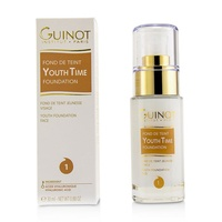 Guinot 維健美 青春粉凝霜Youth Time Face Foundation - # 1  30ml/0.88oz