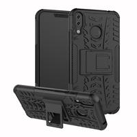 時尚輪胎紋 華碩 Asus Zenfone 5 ZE620KL X00QD/5z ZS620KL 手機殼二合一支架保護殼
